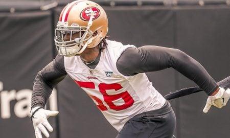 Reuben Foster, linebacker do San Francisco 49ers