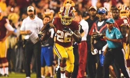 Adrian Peterson, running back da NFL