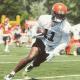 Antonio Callaway, wide receiver calouro do Cleveland Browns
