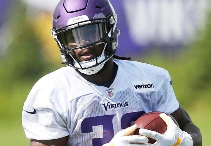 """7a90f9e358 Dalvin Cook  Minnesota Vikings será """"algo especial para assistir"""" em ..."""