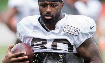 Jarvis Landry, wide receiver do Cleveland Browns