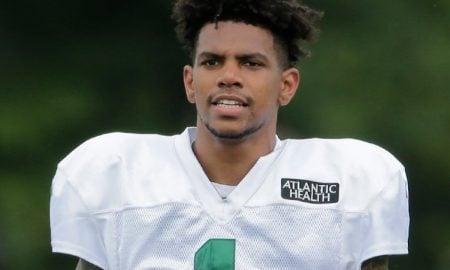 Terrelle Pryor, wide receiver do New York Jets