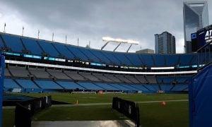 Bank of America Stadium, casa do Carolina Panthers