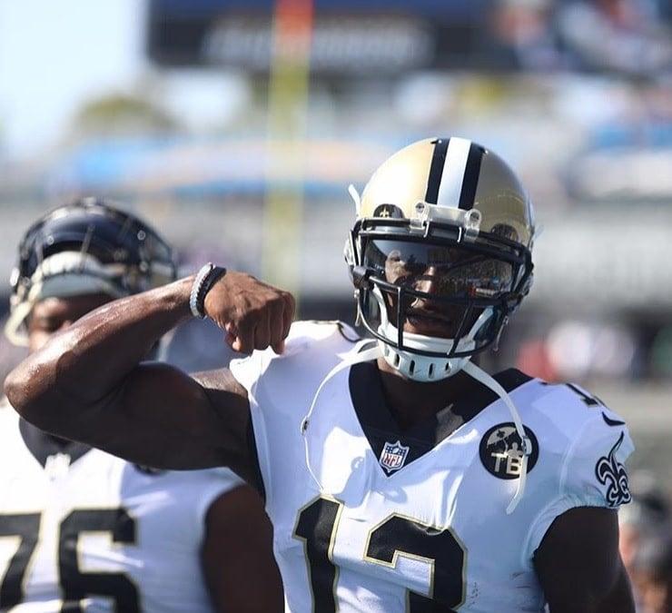 Michael Thomas, wide receiver do New Orleans Saints