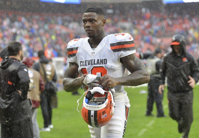 Josh Gordon, wide receiver do Cleveland Browns