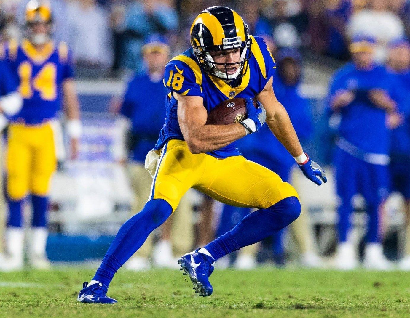 Cooper Kupp, wide receiver do Los Angeles Rams
