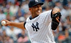 Mariano Rivera. ex-arremessador ídolo do New York Yankees
