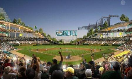 Oakland Athletich New Stadium