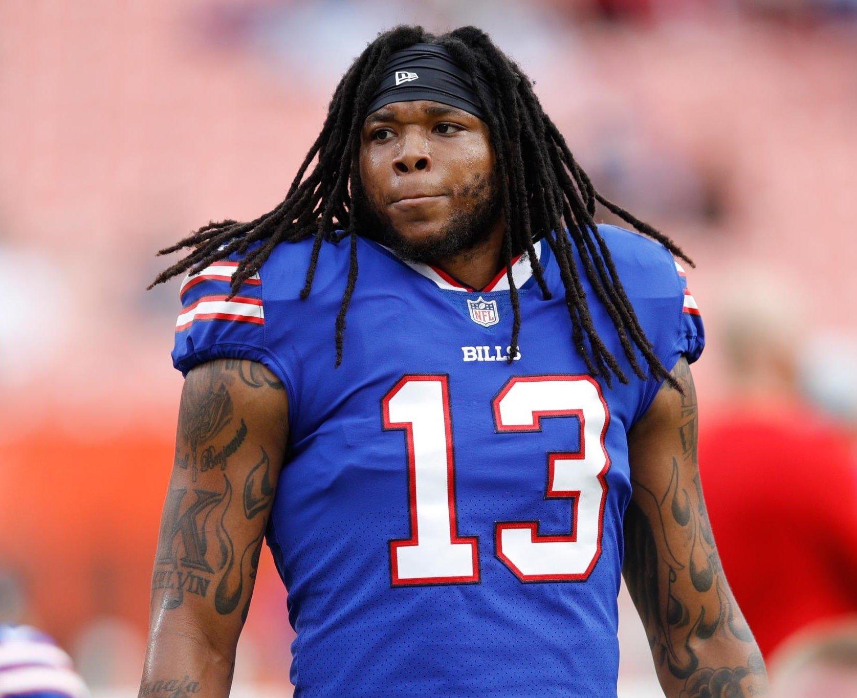 Kelvin Benjamin, wide receiver do Buffalo Bills