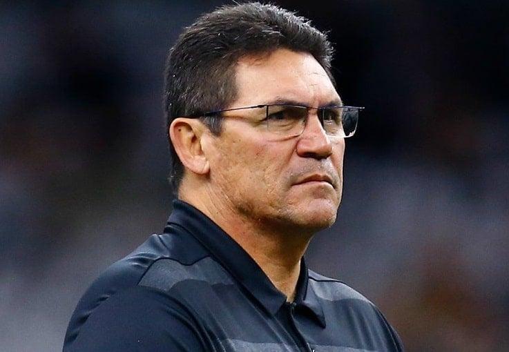 Ron Rivera, técnico do Carolina Panthers