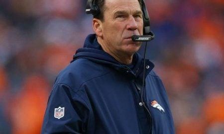 Gary Kubiak, conselheiro do Denver Broncos