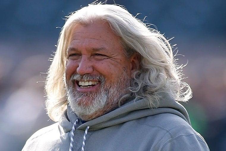 Rob Ryan, treinador da NFL