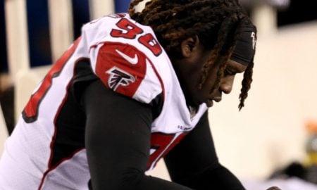 Takkarist McKinley, defensive end do Atlanta Falcons