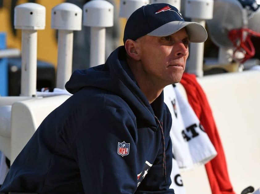 Chad O'Shea, assistente técnico na NFL