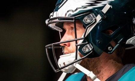 Nick Foles, quarterback do Philadelphia Eagles