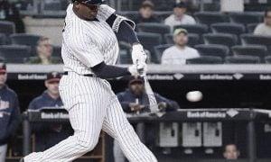 Miguel Andujar, terceira base dos Yankees