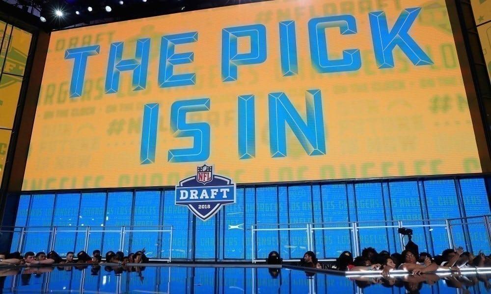 3 possíveis decisões dos Chargers na 1ª rodada do draft