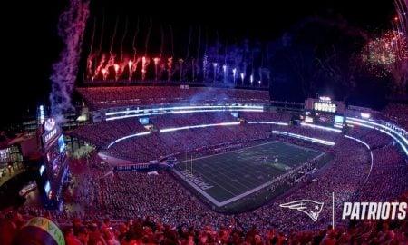 Gillette Stadium deve receber público na temporada 2021