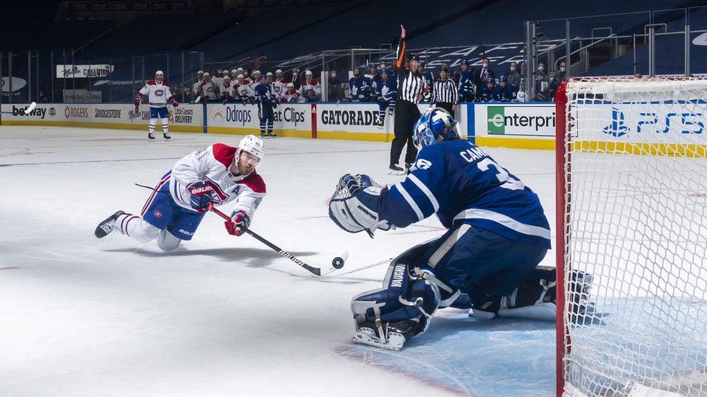Montreal Canadiens x Toronto Maple Leafs
