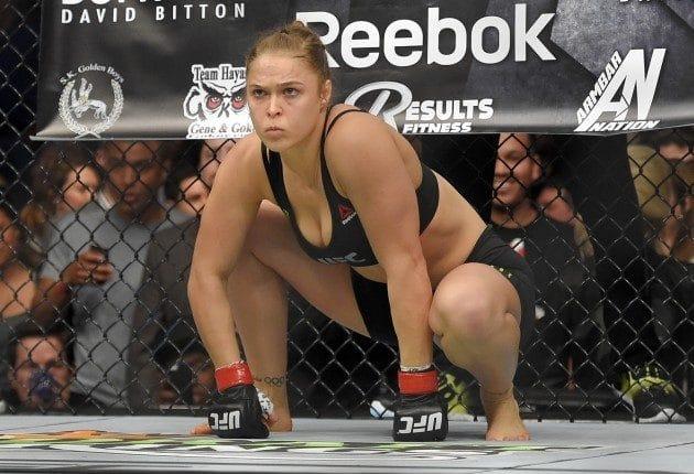 Ronda Rousey finalizou Dana White em 2011 e entrou para a história do UFC