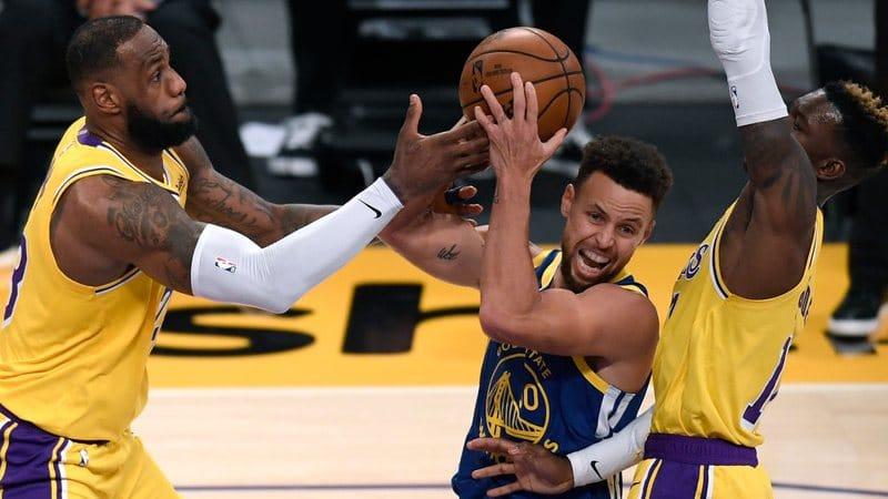 Lakers x Warriors