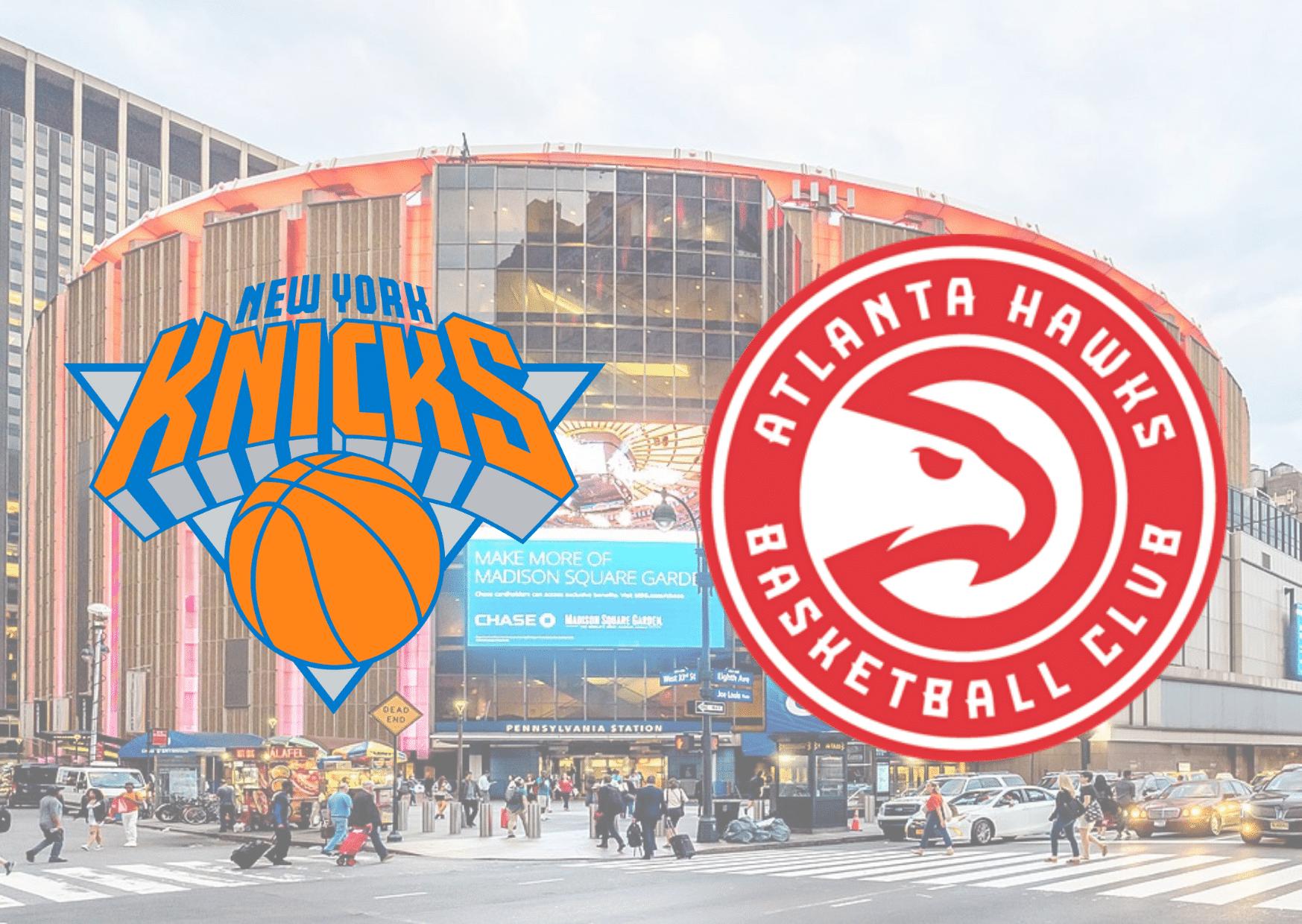 Knicks x Hawks – Dica, palpite e prognóstico – 02/06