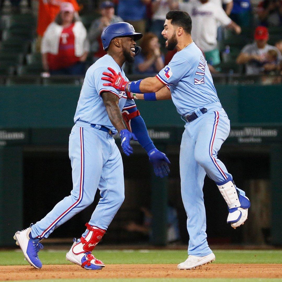 Rangers x Twins