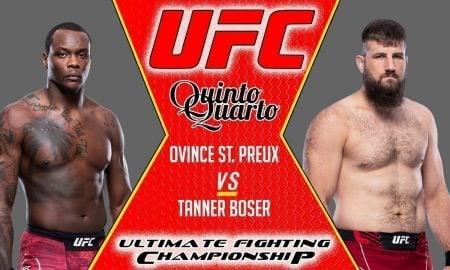 Ovince St. Preux x Tanner Boser