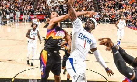 Com mais uma bela atuação de Reggie Jackson, os Clippers venceram o Jogo 5 das finais do Oeste