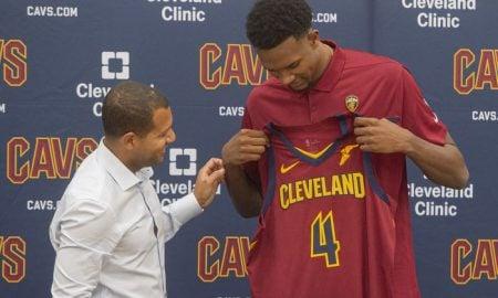 Cleveland Cavaliers fatura Evan Mobley na 3° escolha do Draft