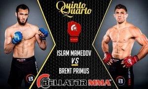 Islam Mamedov x Brent Primus