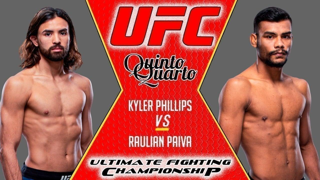 Kyler Phillips x Raulian Paiva