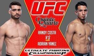 Randy Costa x Adrian Yanez