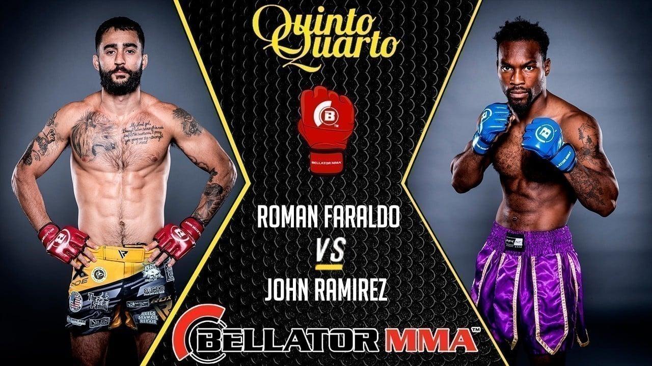 Roman Faraldo x John Ramirez