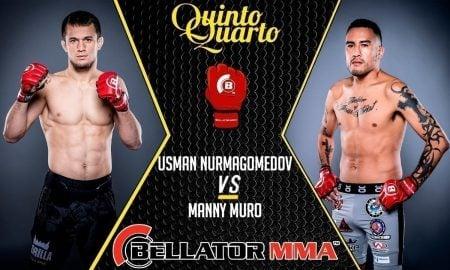 Usman Nurmagomedov x Manny Muro