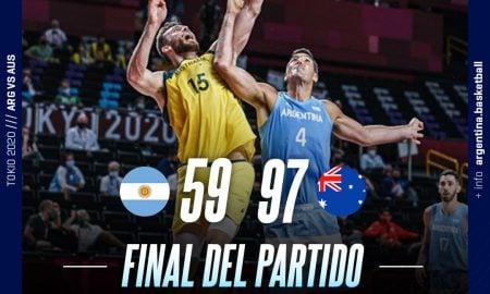 Argentina X Austrália como aconteceu – resultado, destaque e reação