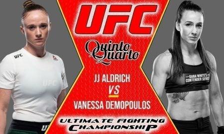 JJ Aldrich x Vanessa Demopoulos