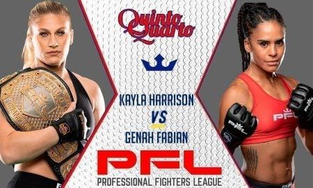 Kayla Harrison x Genah Fabian
