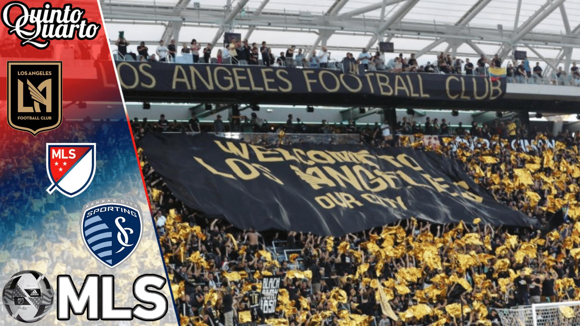 LAFC x Sporting Kansas City