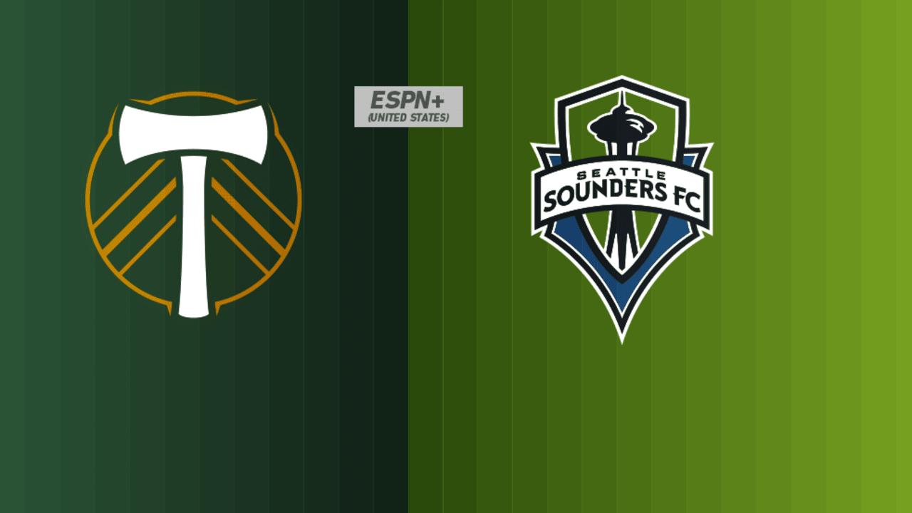Portland Timbers x Seattle Sounders
