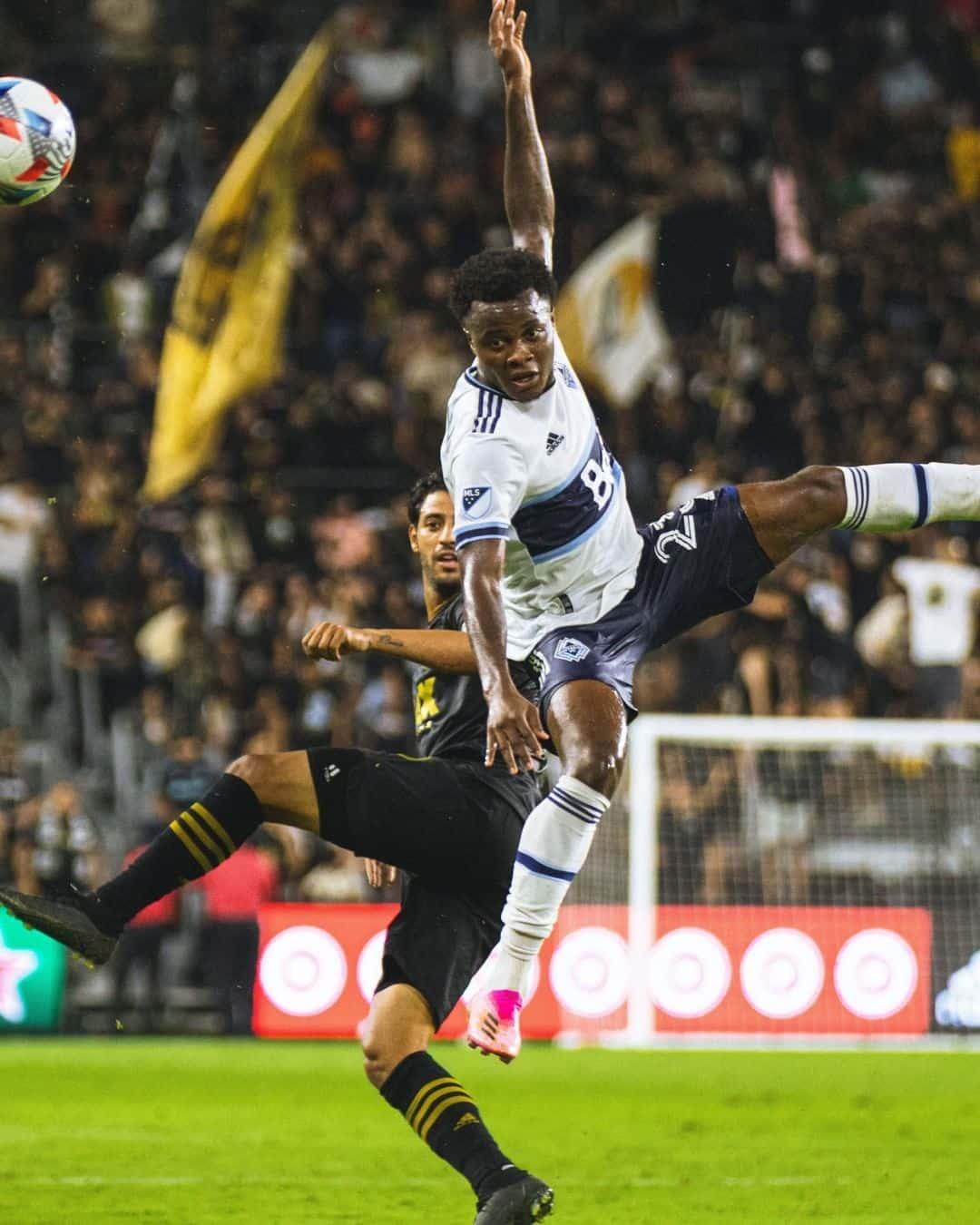 Vancouver Whitecaps x Los Angeles FC como aconteceu – resultado, destaques e reação