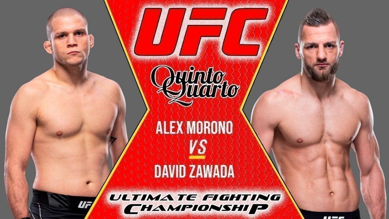 Alex Morono x David Zawada