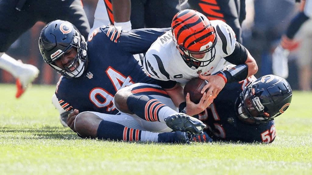 Bears vs Bengals