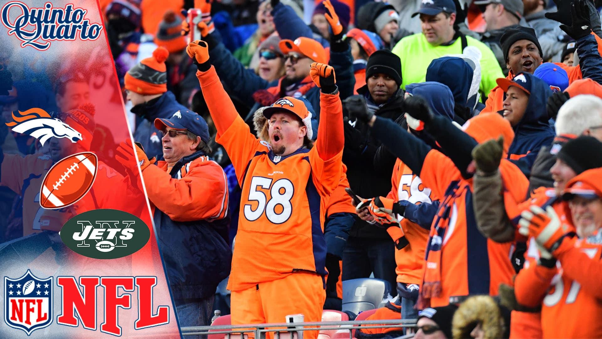 Broncos x Jets