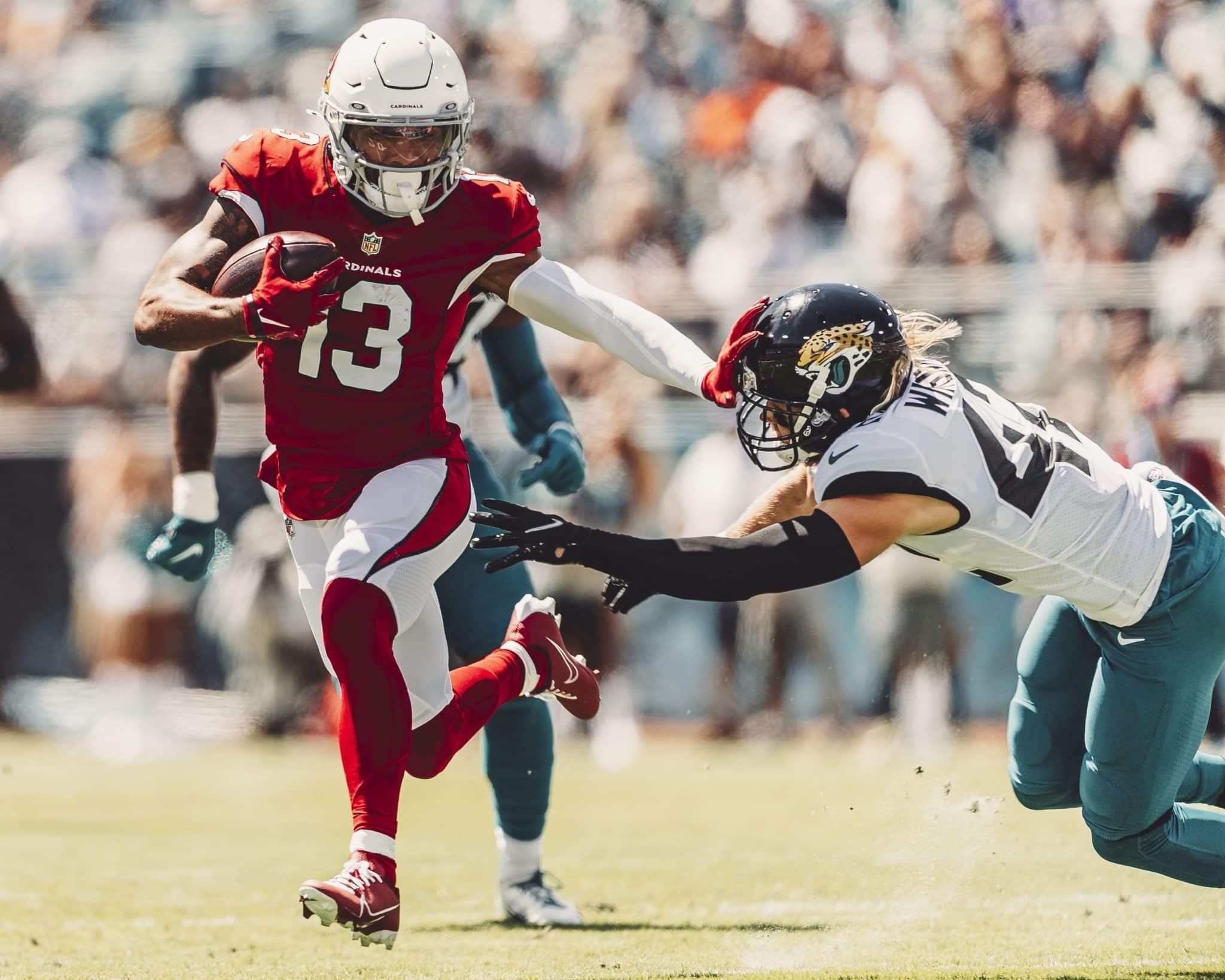 Cardinals Vencem Jaguars
