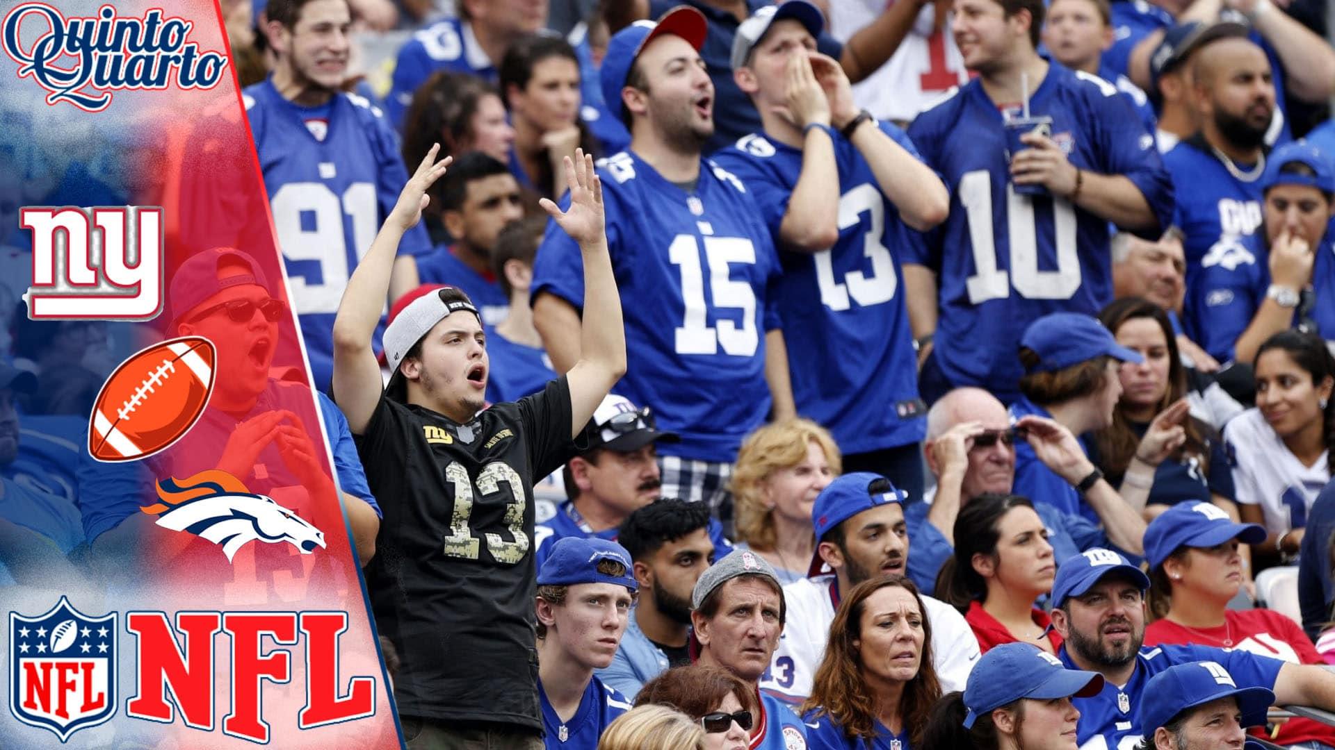 New York Giants x Denver Broncos