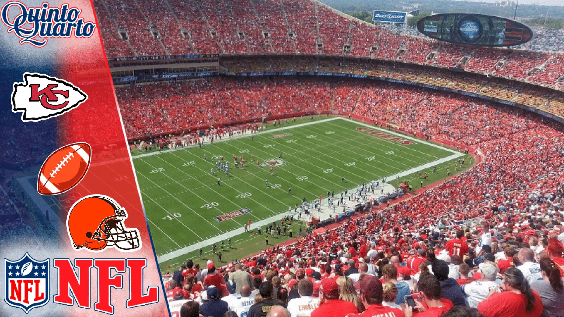 Kansas City Chiefs x Cleveland Browns