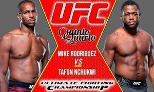 Mike Rodriguez x Tafon Nchukwi