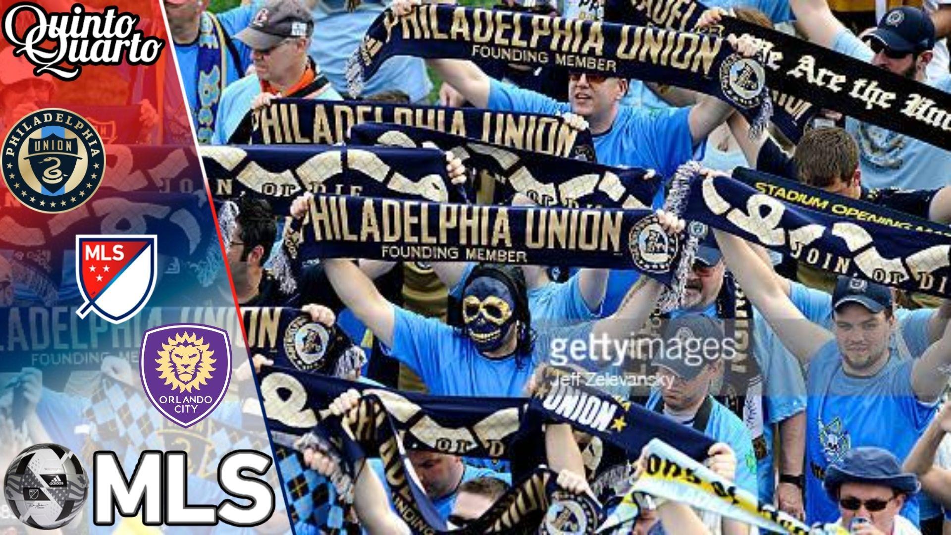 Philadelphia x Orlando City