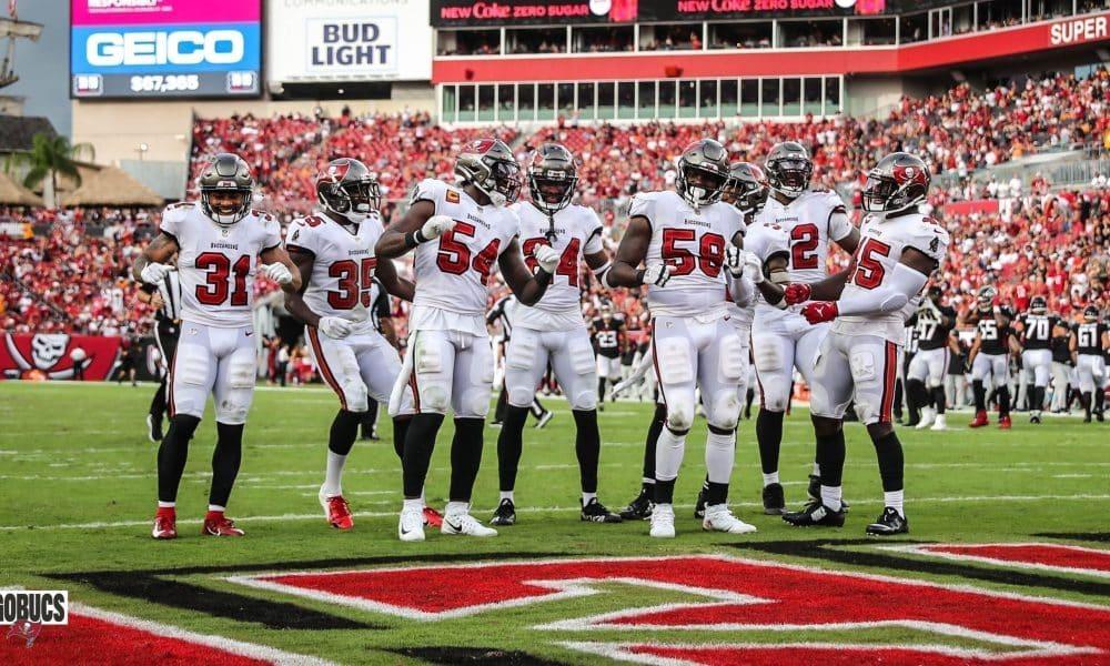Tampa Bay Buccaneers x Atlanta Falcons